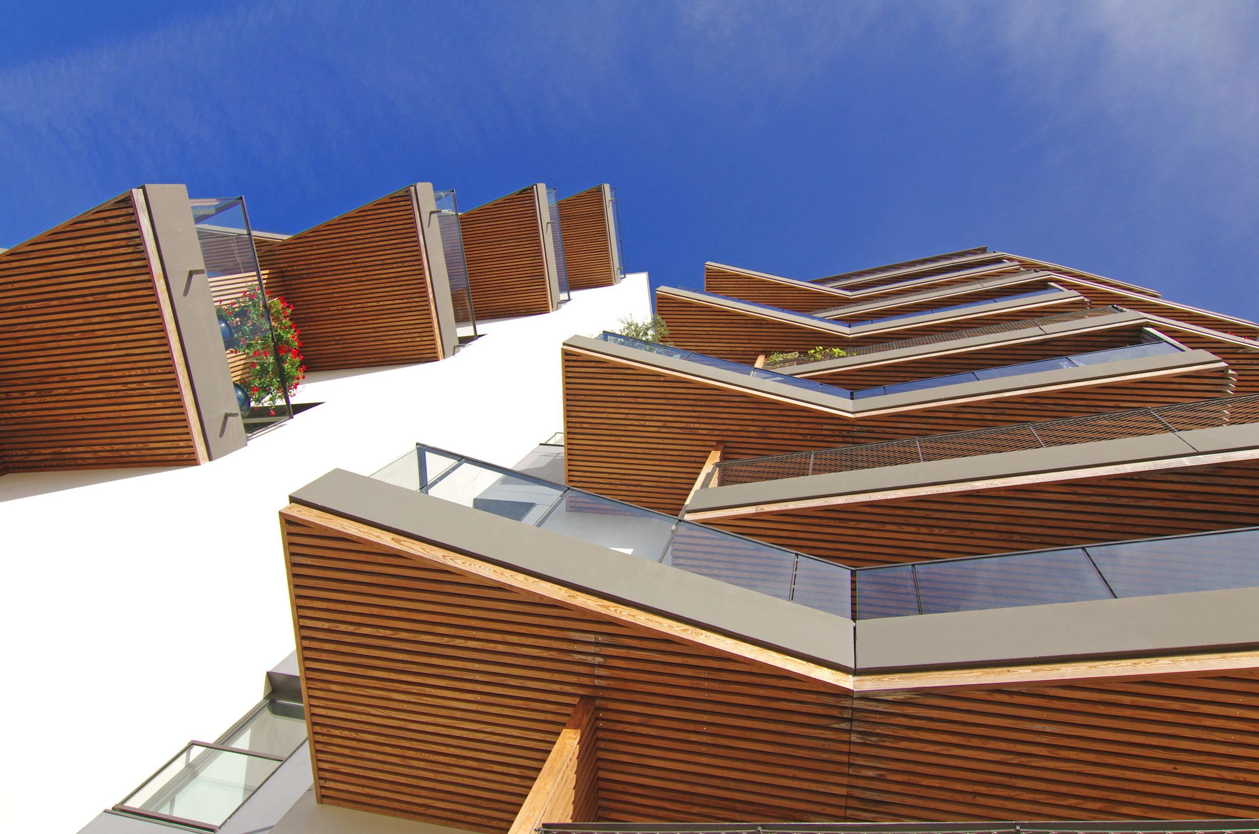 Balconies and The Building (Amendment) Regulations 2018
